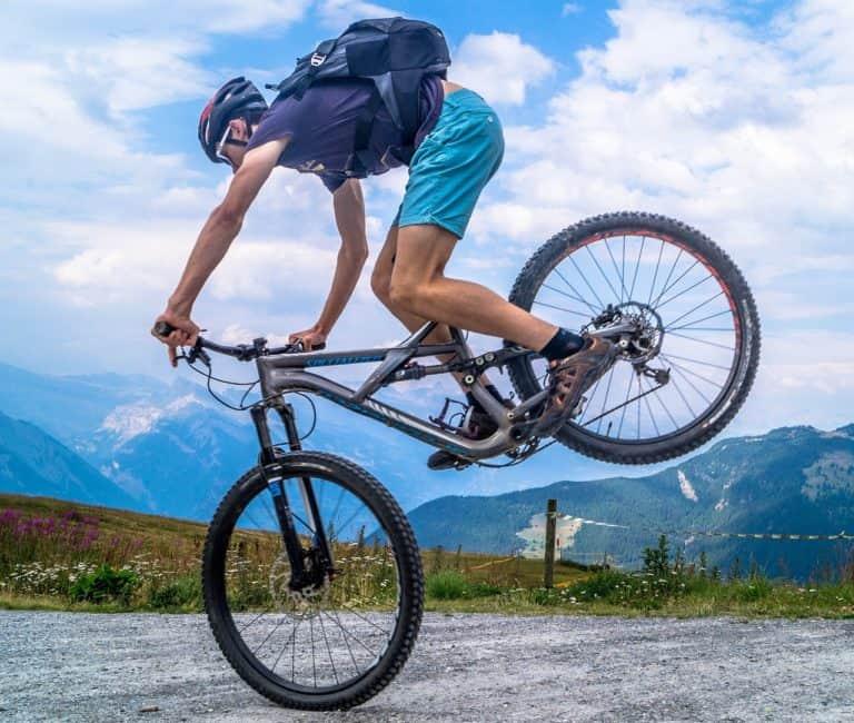 How to Bunny Hop on Mountain Bike
