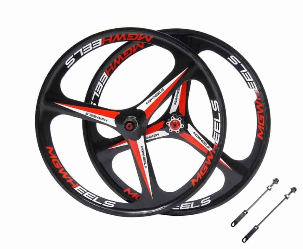 26 inch wheels the same as 700c