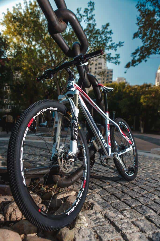 Can I Ride my Mountain Bike on Pavement