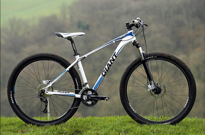 Giant Talon 3 bicycle review