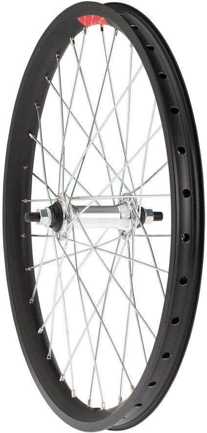 Do more spokes make a wheel stronger?