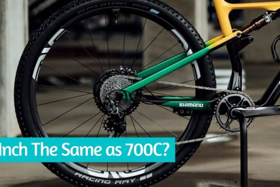 Is 29 Inch The Same as 700C