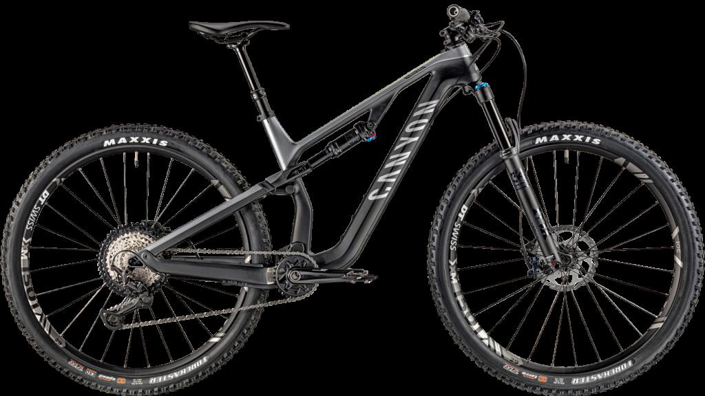 Canyon Mountain Bike