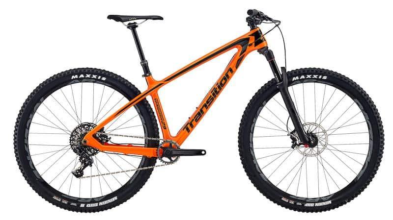 Transition Bikes Mountain Bike