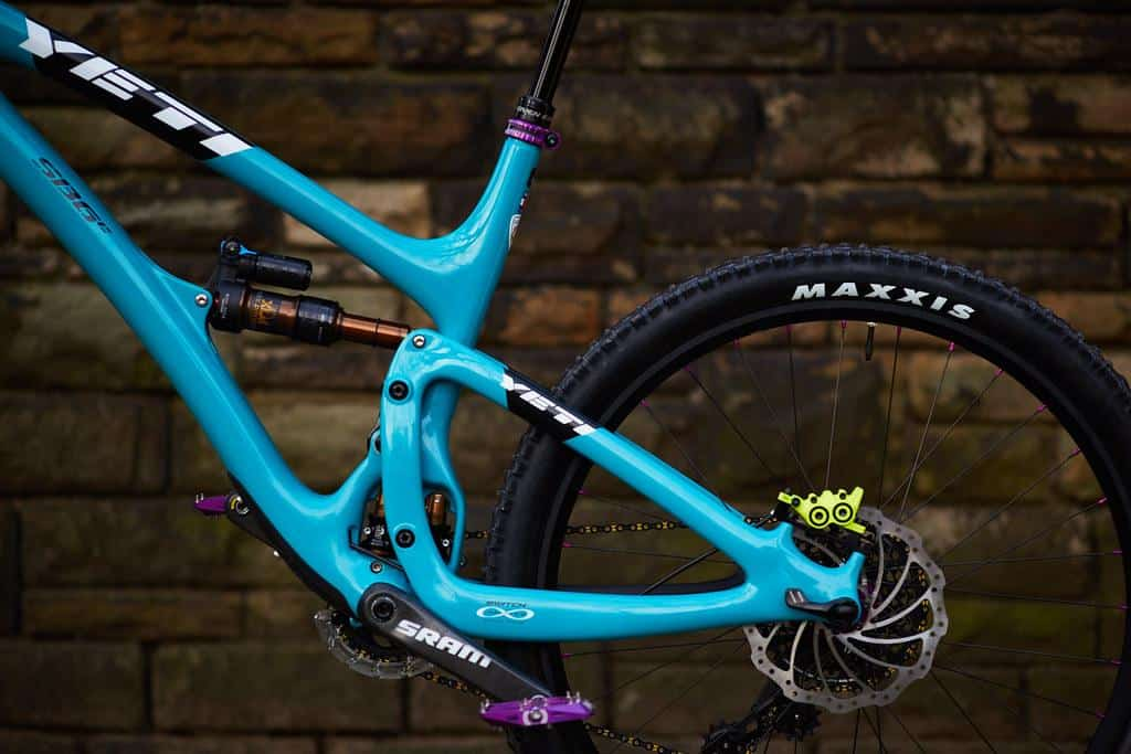 Yeti Cycles Review