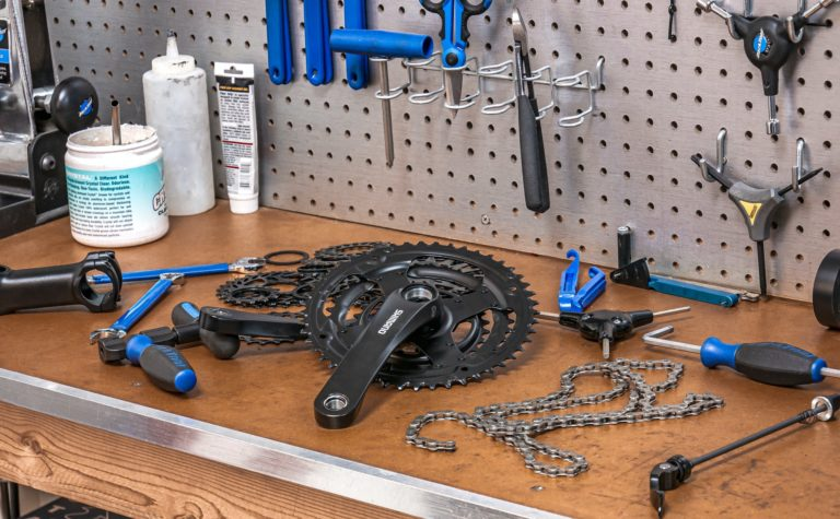 Howoto Replace an MTB Chain