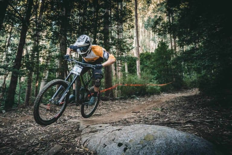 How fast can you go with a mountain bike